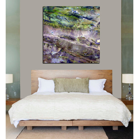 'Earth As Art: Edrengiyn Nuruu' Giclee Acrylic Wall Art