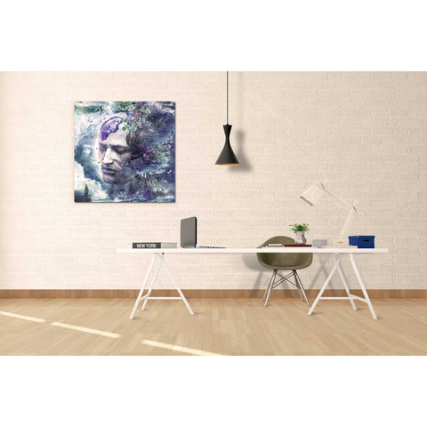 Image of 'All We Have is Now' by Cameron Gray, Canvas Wall Art,26 x 26