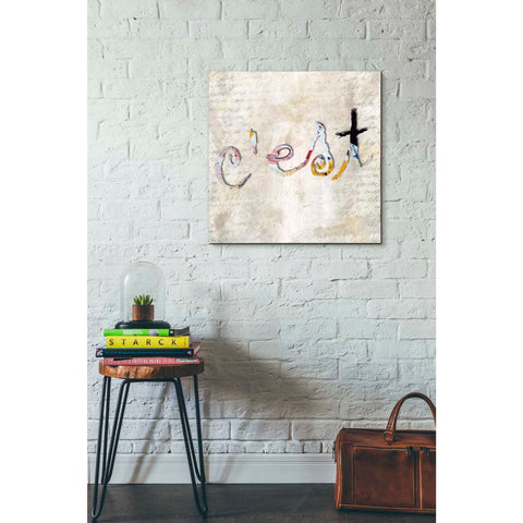 'C'est' by Karen Smith, Giclee Canvas Wall Art