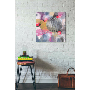 'Metallica' by Christine Auda, Giclee Canvas Wall Art