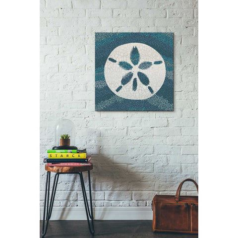 """Sea Glass"" by Wild Apple Portfolio, Giclee Canvas Wall Art"