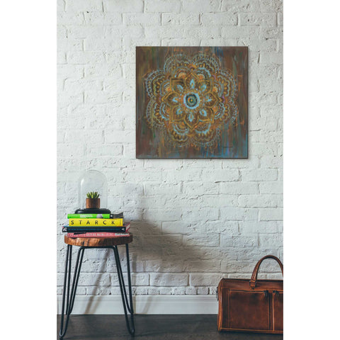 "Image of ""Bombay Bohemian"" by Danhui Nai, Giclee Canvas Wall Art"