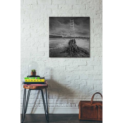 "Image of ""Jacob's Ladder"" by Dariusz Klimczak, Giclee Canvas Wall Art"