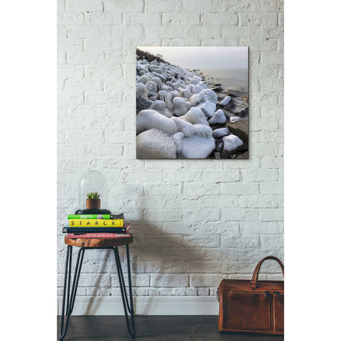"Image of ""Coast"" by Dariusz Klimczak, Giclee Canvas Wall Art"