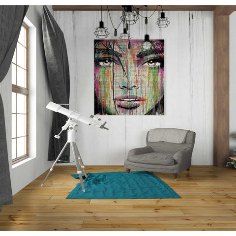 Image of 'Dark Kisses' by Loui Jover, Giclee Canvas Wall Art