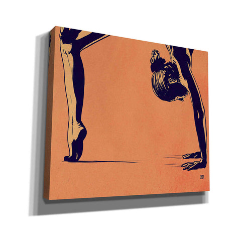 Image of 'Contortionist 1' by Giuseppe Cristiano, Giclee Canvas Wall Art