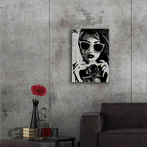 'Shoot' by Loui Jover, Giclee Canvas Wall Art