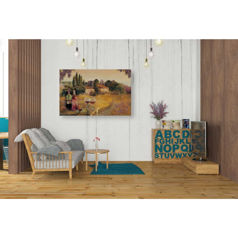 "Image of ""Spoleta Afternoon"" by Marilyn Hageman, Giclee Canvas Wall Art"
