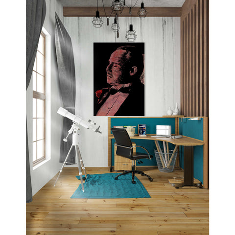 Image of 'Brando-Godfather' by Giuseppe Cristiano, Giclee Canvas Wall Art