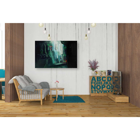 Image of 'Digital Age' by Jonathan Lam, Giclee Canvas Wall Art