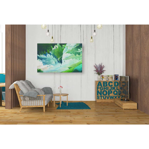 'Floating Island' by Jonathan Lam, Giclee Canvas Wall Art