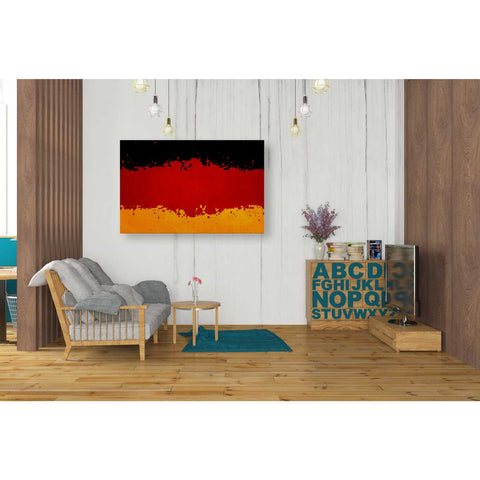 Image of 'Germany' Canvas Wall Art,26 x 40
