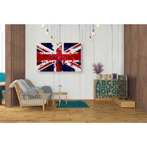 'United Kingdom' Canvas Wall Art,26 x 40