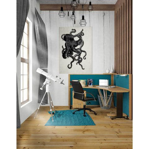 """Octopus"" by Nicklas Gustafsson, Giclee Canvas Wall Art"