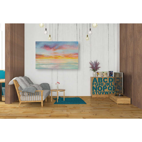 """Pastel Sky"" by Danhui Nai, Giclee Canvas Wall Art"