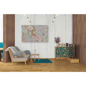 """Boho Japonais"" by Danhui Nai, Giclee Canvas Wall Art"