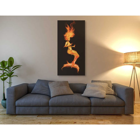 'Siren' by Michael StewArt, Giclee Canvas Wall Art