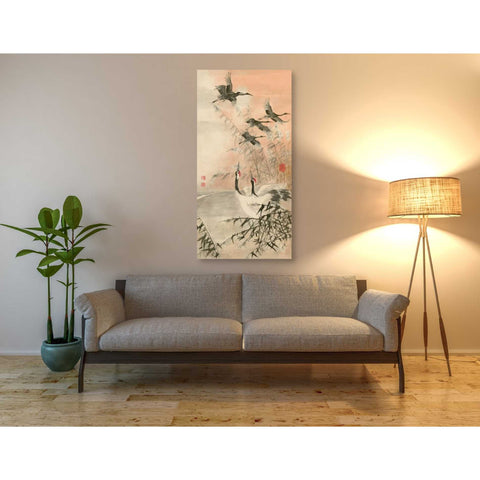 'Meet At Sunrise' by River Han, Giclee Canvas Wall Art