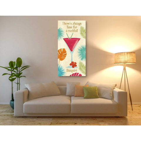 'Exotic Breeze XIII' by Veronique Charron, Giclee Canvas Wall Art