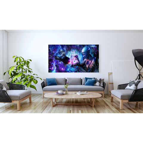 Image of 'A Spirit's Silent Cry' by Cameron Gray, Canvas Wall Art,30 x 60