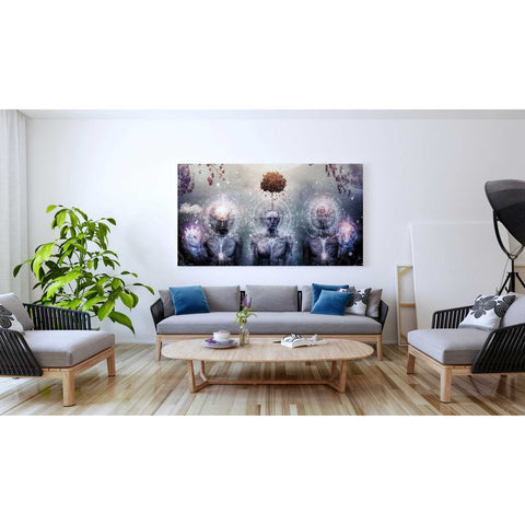 "Image of ""Hope For The Sound Awakening"" by Cameron Gray, Giclee Canvas Wall Art"