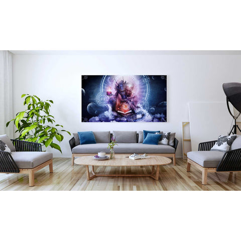 Image of 'Perhaps The Dreams Are Of Soulmates' by Cameron Gray, Canvas Wall Art,30 x 60