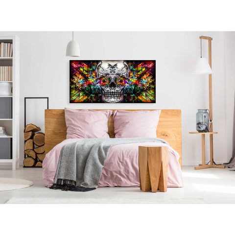 Image of 'The Effect' Giclee Canvas Wall Art