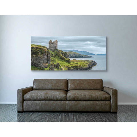 """Lone,"" Giclee Canvas Wall Art"