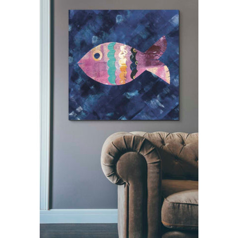 """Boho Reef III"" by Wild Apple Portfolio, Giclee Canvas Wall Ar"
