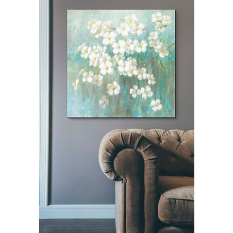 """Spring Dream I Abstract"" by Danhui Nai, Giclee Canvas Wall Art"