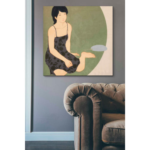 Image of 'Waka Kaede' by Sai Tamiya, Giclee Canvas Wall Art