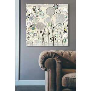 'Interlocking Shadows Sq' by Candra Boggs, Giclee Canvas Wall Art