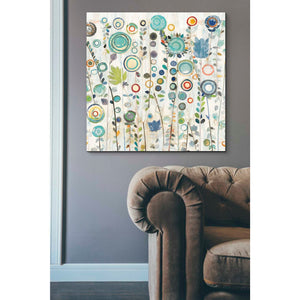 'Ocean Garden I' by Candra Boggs, Giclee Canvas Wall Art
