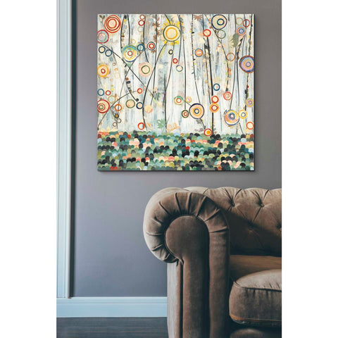 Image of 'Blooming Meadow' by Candra Boggs, Giclee Canvas Wall Art