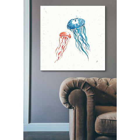 Image of 'Maritime VI' by Daphne Brissonet, Giclee Canvas Wall Art