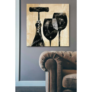 'Wine Selection II' by Daphne Brissonet, Giclee Canvas Wall Art