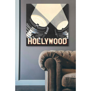 'Hollywood' by Marco Fabiano, Giclee Canvas Wall Art