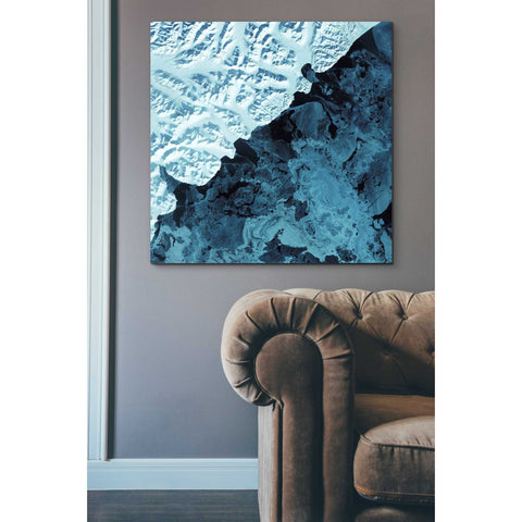 'Earth As Art: Kamchatka Peninsula' Acrylic Wall Art,37 x 37