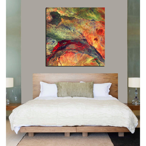 'Earth As Art: The Lorian Swamp' Giclee Acrylic Wall Art