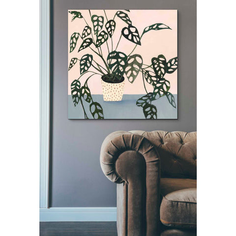 'Houseplant I' by Victoria Borges Giclee Canvas Wall Art