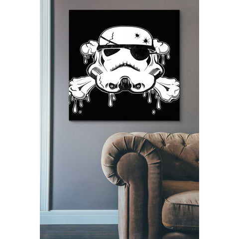 """Pirate Trooper"" by Nicklas Gustafsson, Giclee Canvas Wall Art"