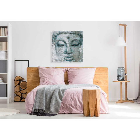 'Buddha, Inner Peace 3' by Irena Orlov, Canvas Wall Art,37 x 37