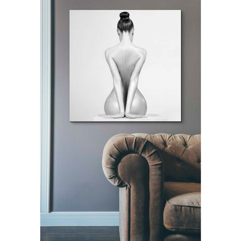 Image of 'Hourglass' Giclee Canvas Wall Art