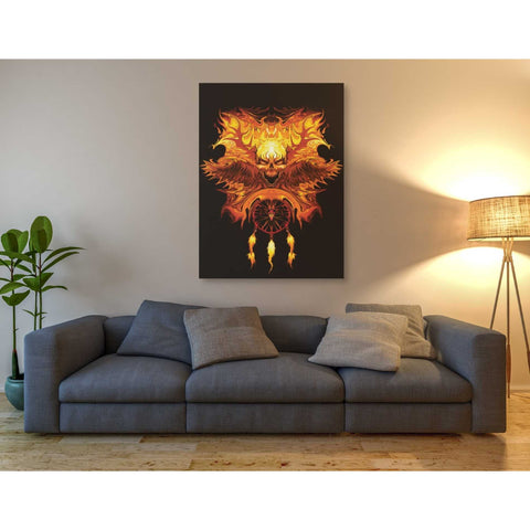 'Wendigo' by Michael StewArt, Canvas Wall Art,40 x 54