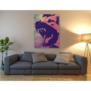 'Dog' by Giuseppe Cristiano, Giclee Canvas Wall Art