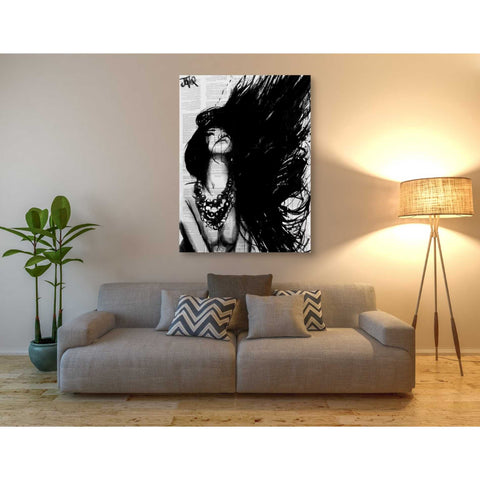 Image of 'Amazonia' by Loui Jover, Canvas Wall Art,40 x 54