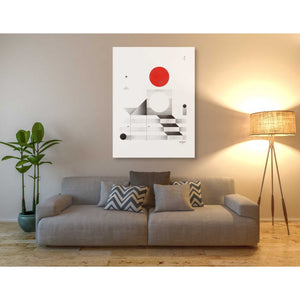 'Open Space 4' by Antony Squizzato, Giclee Canvas Wall Art