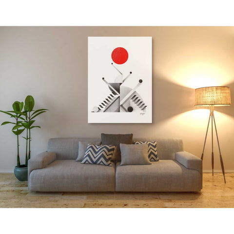 Image of 'Open Space 5' by Antony Squizzato, Giclee Canvas Wall Art