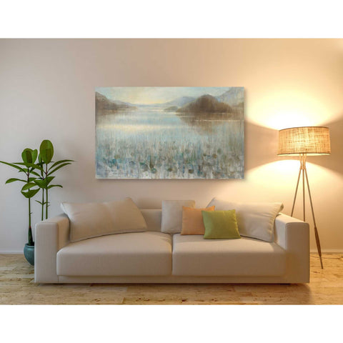 Image of 'Through the Mist' by Danhui Nai, Canvas Wall Art,40 x 54