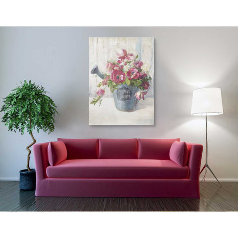 Image of 'Garden Blooms II' by Danhui Nai, Giclee Canvas Wall Art